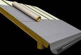 Roofing Felt Amp Breathable Membranes Torch On Felt Osb