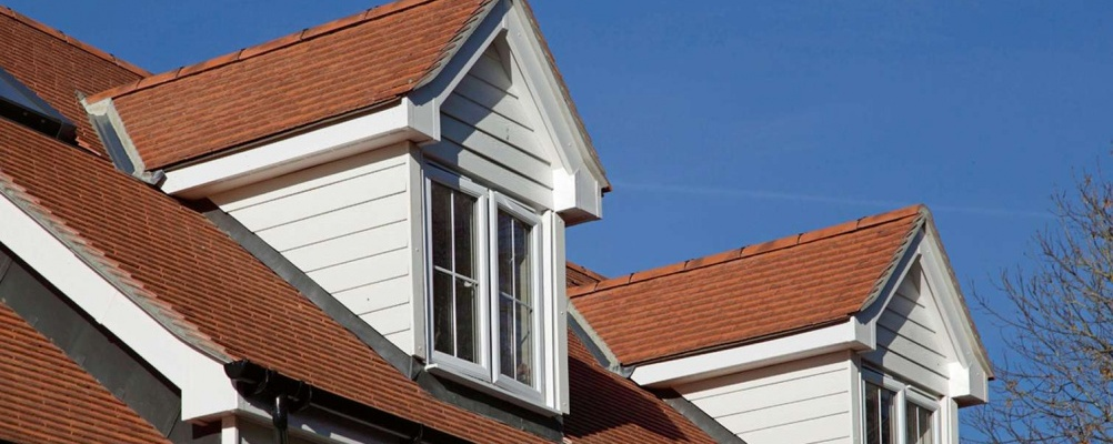 Fascia Soffit Cladding Window Trims Guttering